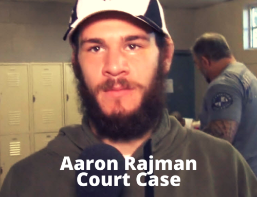 Accused Back in Court in MMA Fighter Aaron Rajman Murder Case
