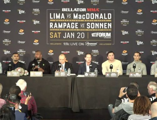 [Video] Bellator 192 Press Conference Live Stream