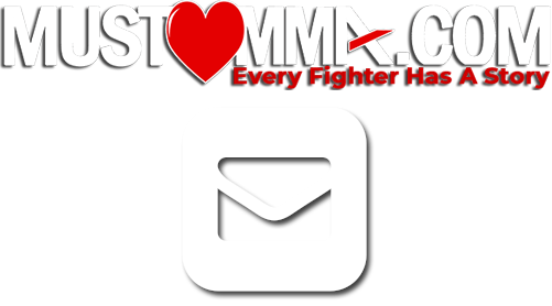 Must Love MMA Newsletter Signup
